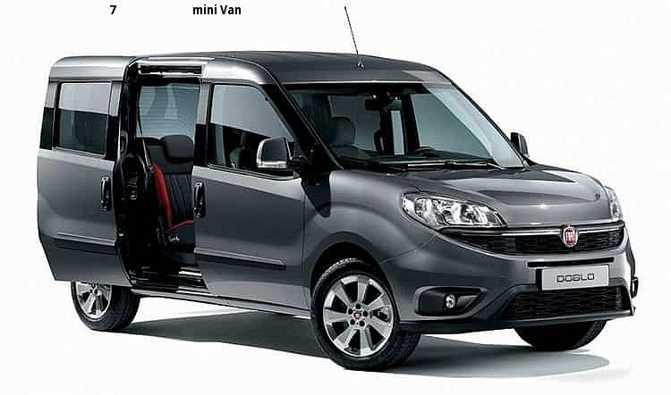S Class 7 θέσιο Mini Van